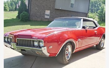 1969 Oldsmobile Cutlass Supreme Convertible for sale 101201099