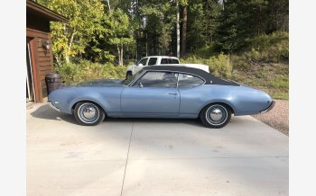 1969 Oldsmobile Cutlass Supreme Coupe for sale 101217033