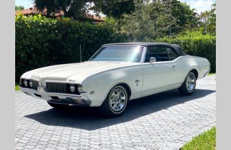 1969 Oldsmobile Cutlass Supreme for sale 101381234