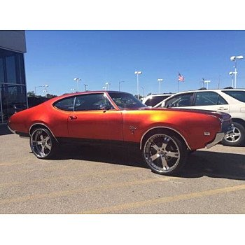 1969 Oldsmobile Cutlass for sale 100824864