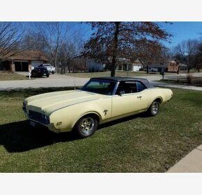 1969 Oldsmobile Cutlass for sale 101061943