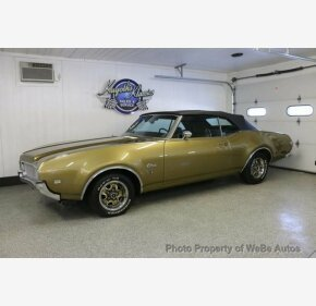 1969 Oldsmobile Cutlass for sale 101088193