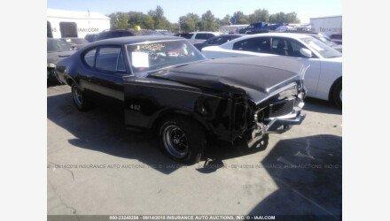1969 Oldsmobile Cutlass for sale 101102234