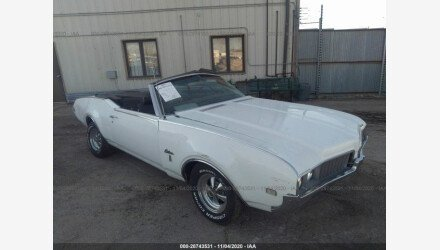 1969 Oldsmobile Cutlass for sale 101409384