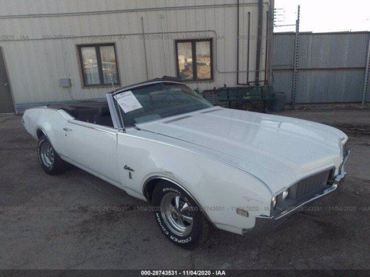 1969 Oldsmobile Cutlass for sale 101409384