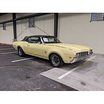 1969 Oldsmobile Cutlass for sale 101437436