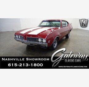 1969 Oldsmobile Cutlass for sale 101477304