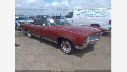 1969 Oldsmobile Ninety-Eight for sale 101340310