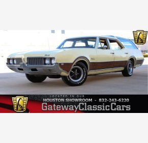 1969 Oldsmobile Vista Cruiser for sale 101063955