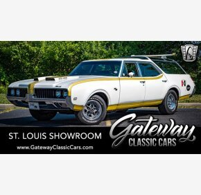 1969 Oldsmobile Vista Cruiser for sale 101343223