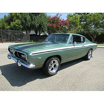 1969 Plymouth Barracuda for sale 101557866
