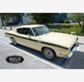 1969 Plymouth Barracuda for sale 101074945