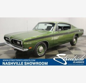 1969 Plymouth Barracuda for sale 101104539