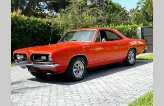 1969 Plymouth Barracuda for sale 101381235