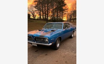 1969 Plymouth Barracuda for sale 101402160
