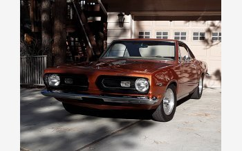 1969 Plymouth Barracuda for sale 101498389