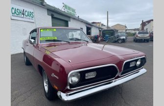 1969 Plymouth Barracuda for sale 101616630