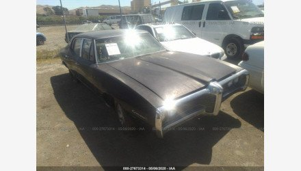 1969 Pontiac Custom for sale 101323139
