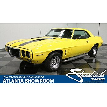 1969 Pontiac Firebird for sale 101072077