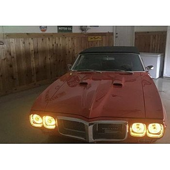 1969 Pontiac Firebird for sale 100930338