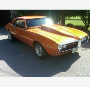 1969 Pontiac Firebird for sale 100985520