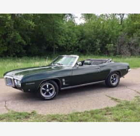 1969 Pontiac Firebird Convertible for sale 100997814