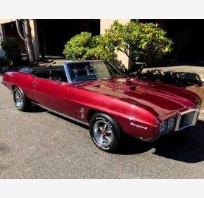 1969 Pontiac Firebird for sale 101038197