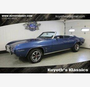 1969 Pontiac Firebird for sale 101053280