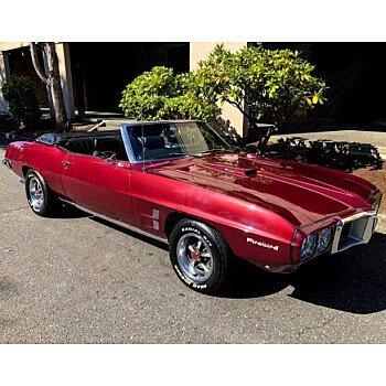 1969 Pontiac Firebird for sale 101121008