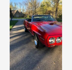 1969 Pontiac Firebird for sale 101135018