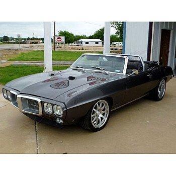 1969 Pontiac Firebird for sale 101148686