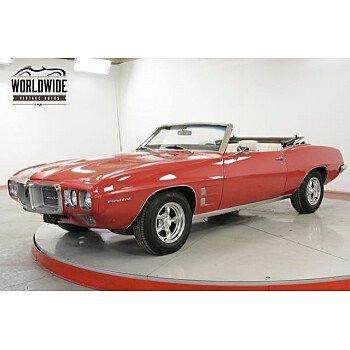 1969 Pontiac Firebird for sale 101170313