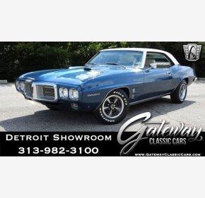 1969 Pontiac Firebird for sale 101204965