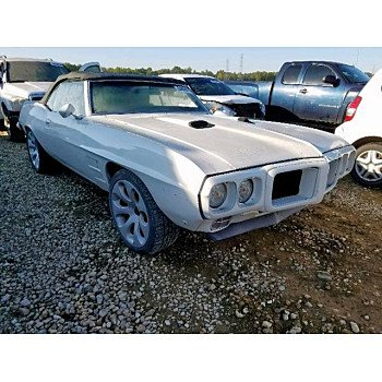 1969 Pontiac Firebird for sale 101225033