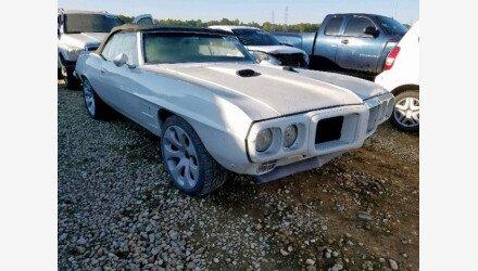 1969 Pontiac Firebird for sale 101225033