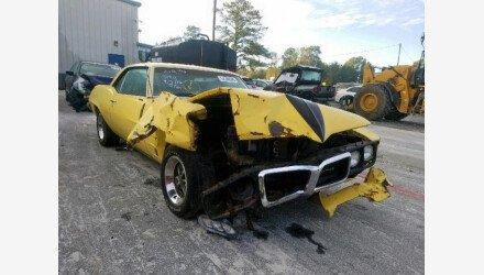 1969 Pontiac Firebird for sale 101225564