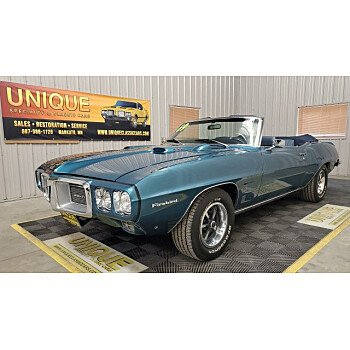 1969 Pontiac Firebird for sale 101234356