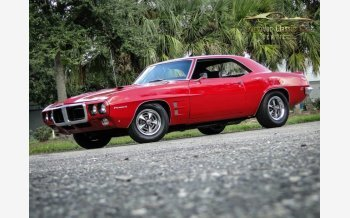 1969 Pontiac Firebird for sale 101235188