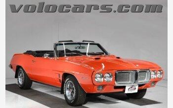 1969 Pontiac Firebird for sale 101240134