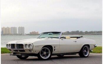 1969 Pontiac Firebird Convertible for sale 101256595