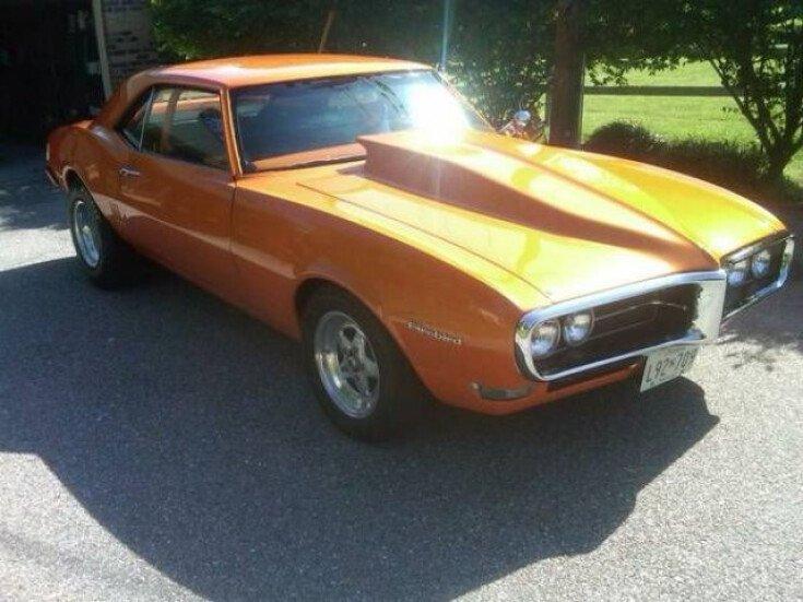 1969 Pontiac Firebird for sale 101264488