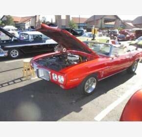 1969 Pontiac Firebird Convertible for sale 101264549