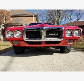 1969 Pontiac Firebird for sale 101264712