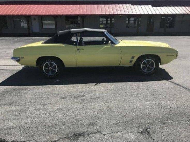 1969 Pontiac Firebird for sale 101265164