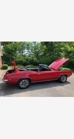 1969 Pontiac Firebird Convertible for sale 101265244