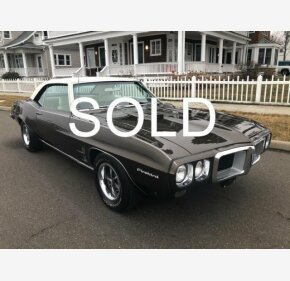 1969 Pontiac Firebird for sale 101271763