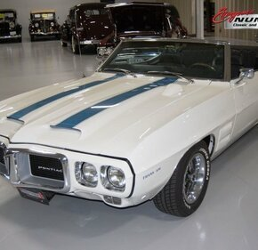1969 Pontiac Firebird for sale 101318961