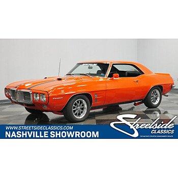 1969 Pontiac Firebird for sale 101335426
