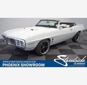 1969 Pontiac Firebird for sale 101343465