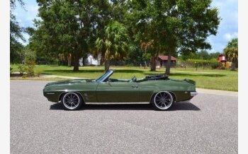 1969 Pontiac Firebird for sale 101348039